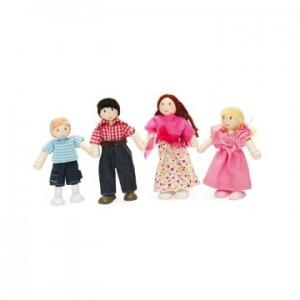 Mijn poppenfamilie...