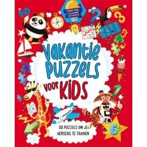 Vakantiepuzzels voor kids 6+