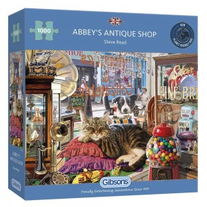 Gibsons puzzel Abbey's...
