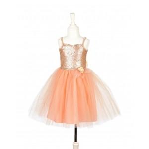 Giselle jurk, 5-7 jaar 110/122 cm
