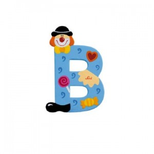 Sevi letter Clown B. (12)