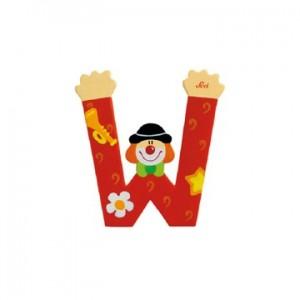 Sevi letter Clown W. (12)