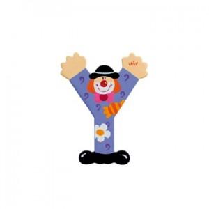 Sevi letter Clown Y. (12)