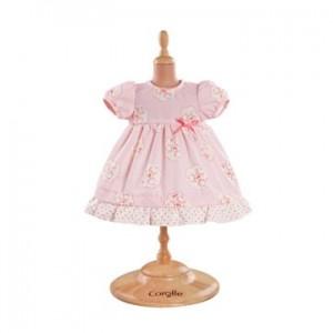 roze jurk - kleding calin...