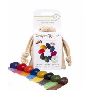 Crayon rocks 8 kleuren...