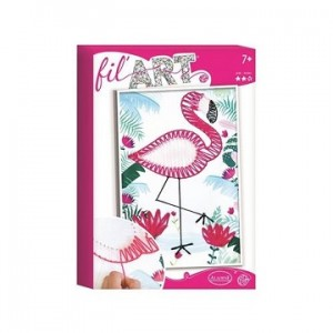 Fil Art Flamingo