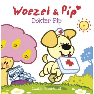 woezel en pip: dokter pip