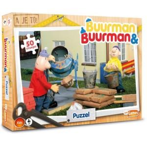 Buurman en Buurman puzzel...