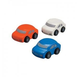3 gezinsauto's