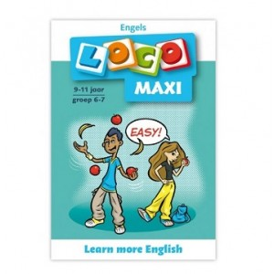 Loco Maxi: Learn more English