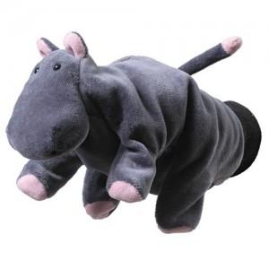 Nijlpaard kinderhandschoen...