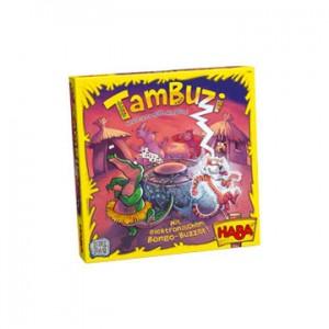 Tambuzi… de laatste wordt...
