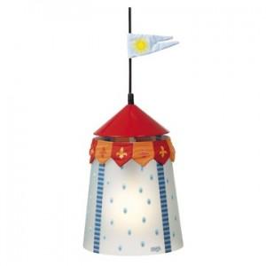 hanglamp 'riddertent'