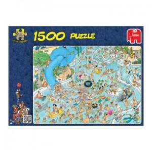Tropisch zwemparadijs 1500 st