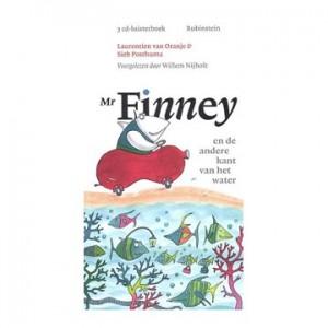 Luisterboek Mr Finney en de...