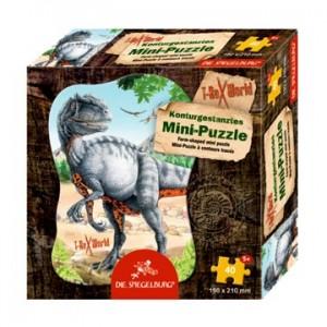 Mini puzzel Allosaurus...