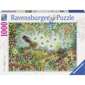 Ravensburger 1000 stukjes...