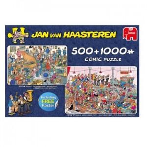 JvH Feestje! 2in1 (500&1000)