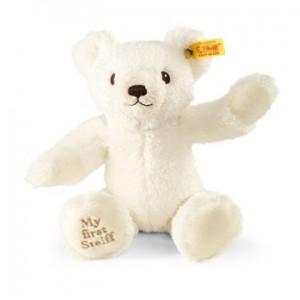 My first Steiff Teddybeer,...