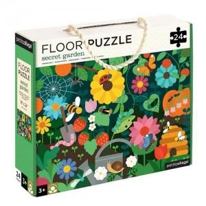 Vloer puzzel 24-delig...