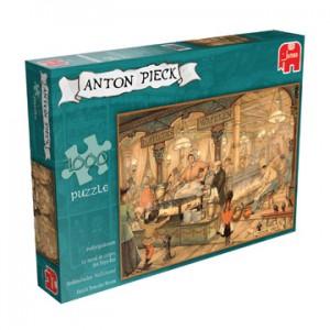 Anton Pieck Poffertjeskraam...