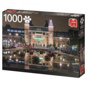 Rijksmuseum by night 1000...