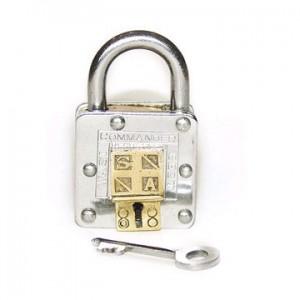 small trick lock - 2 **