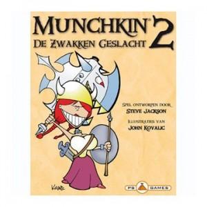 Munchkin 2 NL - De Zwakken...