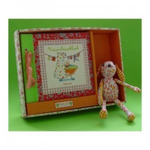 Kraambezoekboek cadeaubox +...
