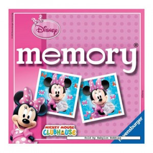 Disney - Minnie Mouse memory
