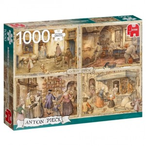PC Anton Pieck Bakers from...