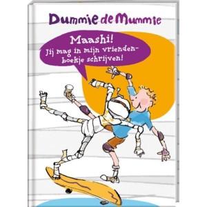 dummie de mummie vriendenboek