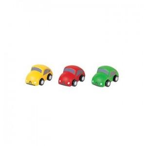 3 auto's