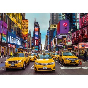 Puzzel PC New York Taxi...
