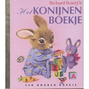 Het konijnenboekje -...