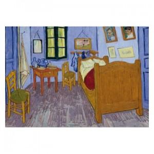 Bedroom in Arles -van Gogh...