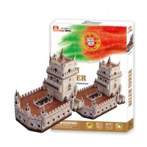 3D Belen Tower