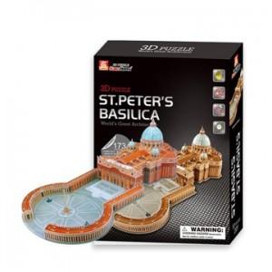 3D St.Peter's Basilica...