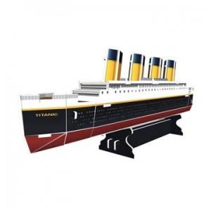 3D Titanic (30 parts)