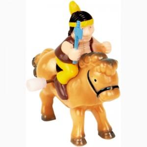 Opwindbare cowboy/Indiaan...