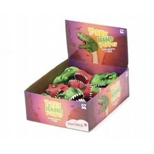 T-rex handpop