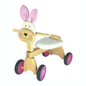 Loopfiets konijn