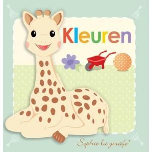 Sophie de giraf: kleuren