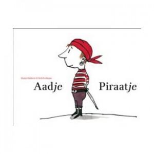 Aadje Piraatje (vanaf 4 jaar)