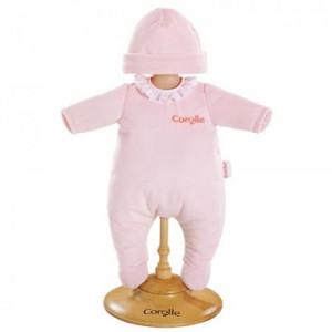 BB 36 cm roze pyjama met...