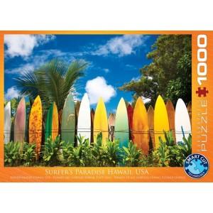 Puzzel Surfer's Paradise...