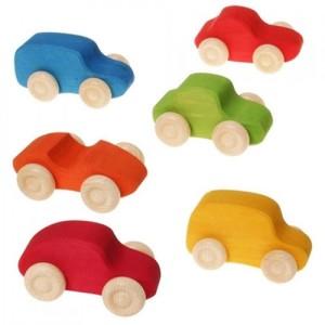 6 Cars, coloured