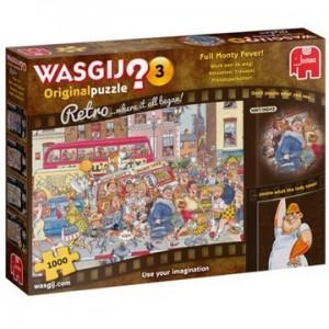 Wasgij Retro Original 3...