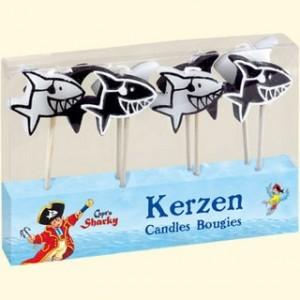 Sharky kaarsen
