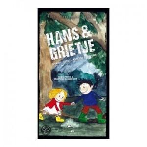 luisterboek Hans en Grietje